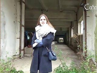 Masha Katieva Full Horse Vid You're Welcome 002